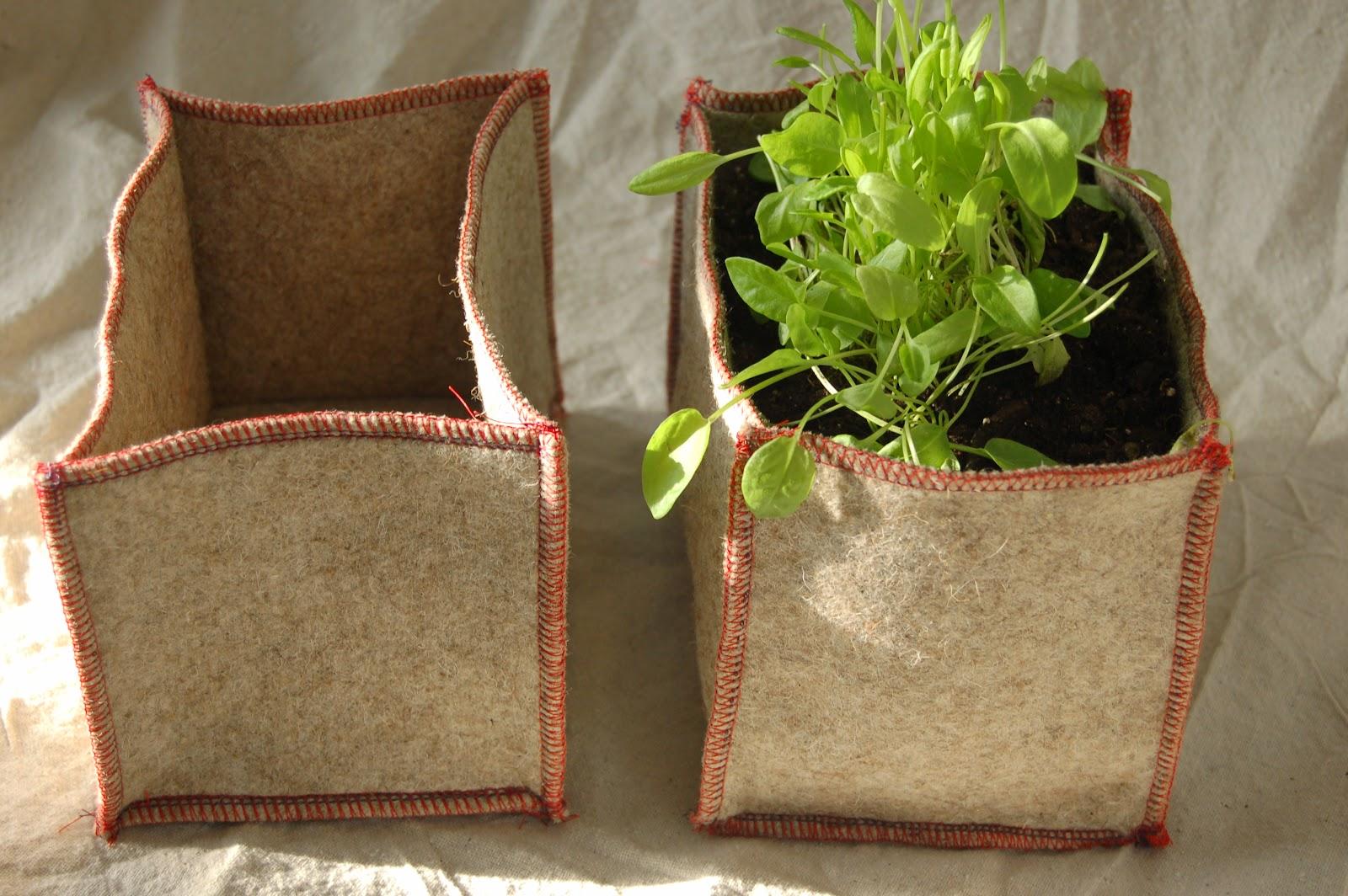Flourish Planters & Grow Systems: Flourish Fabric Planters