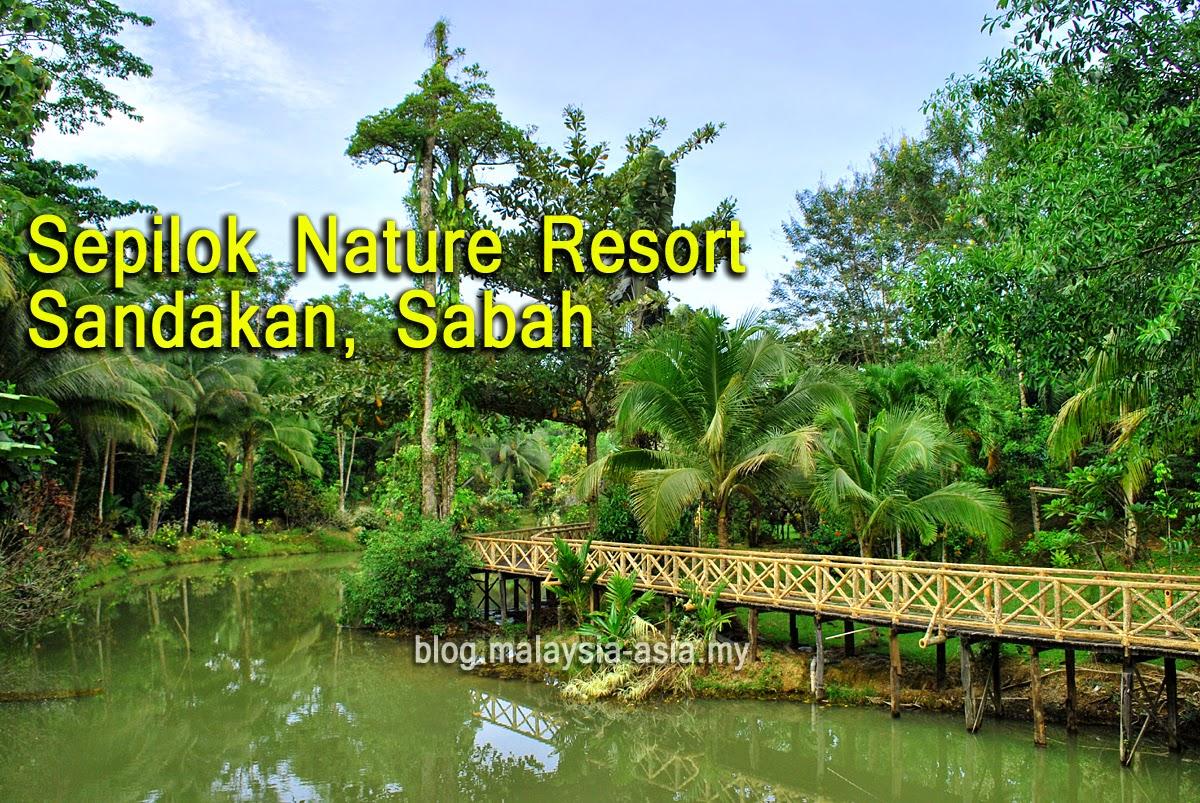 Sepilok Nature Resort Sabah