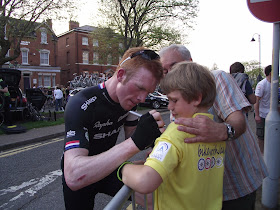 Ed Clancy MBE