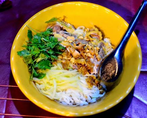 Mixed Food in Hanoi Capital (Các món trộn Hà Nội)1