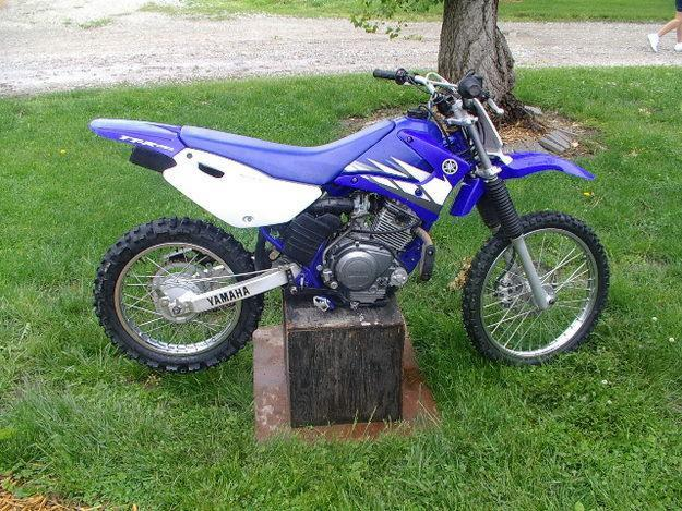 yamaha dirt bikes images - photo #24