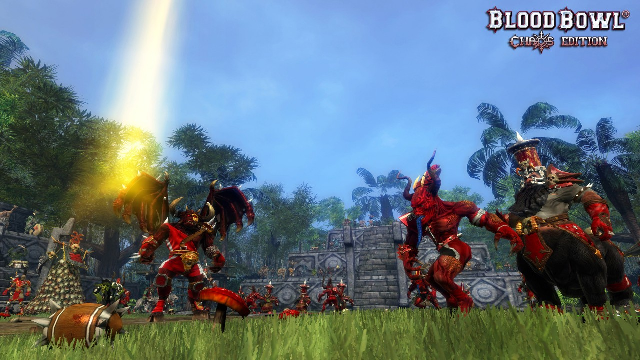 Blood Bowl: Chaos Edition pc