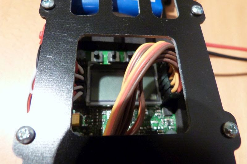 Iconic X FPV with KK2 control board