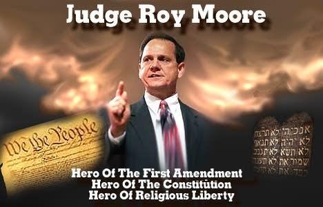 Rand Paul Endorses Alabama Roy Moore for Senate