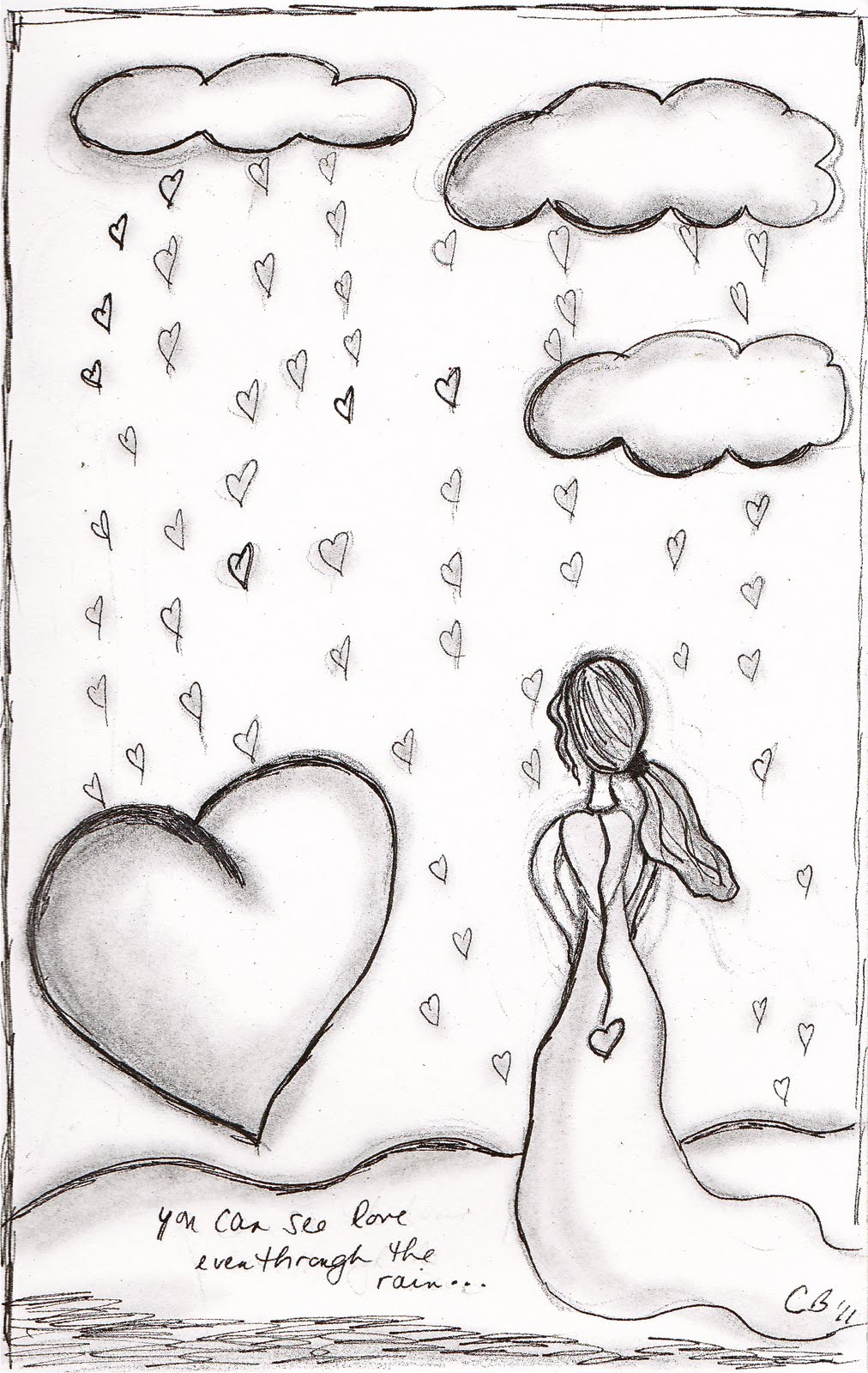 Love and rain sunday sketches