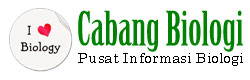 Cabang Biologi | Pusat Informasi Biologi
