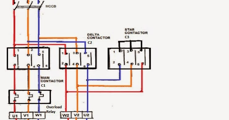 Wye Delta Starter Wiring Diagram - New Wiring Diagram 2018 on wye delta starter timer, wye motor wiring, wye start delta run diagram, wye-delta transformer wiring diagram, wye-delta motor control diagram, wye delta connection diagram, star delta starter wiring diagram, wye delta schematic diagram, wye electrical diagram, delta and wye diagram,