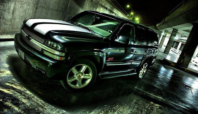 シボレー・タホ 2代目 | Chevrolet Tahoe GMT800 (2000-2006)
