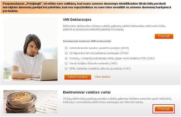 Kaip deklaruoti pajamas internetu swedbank