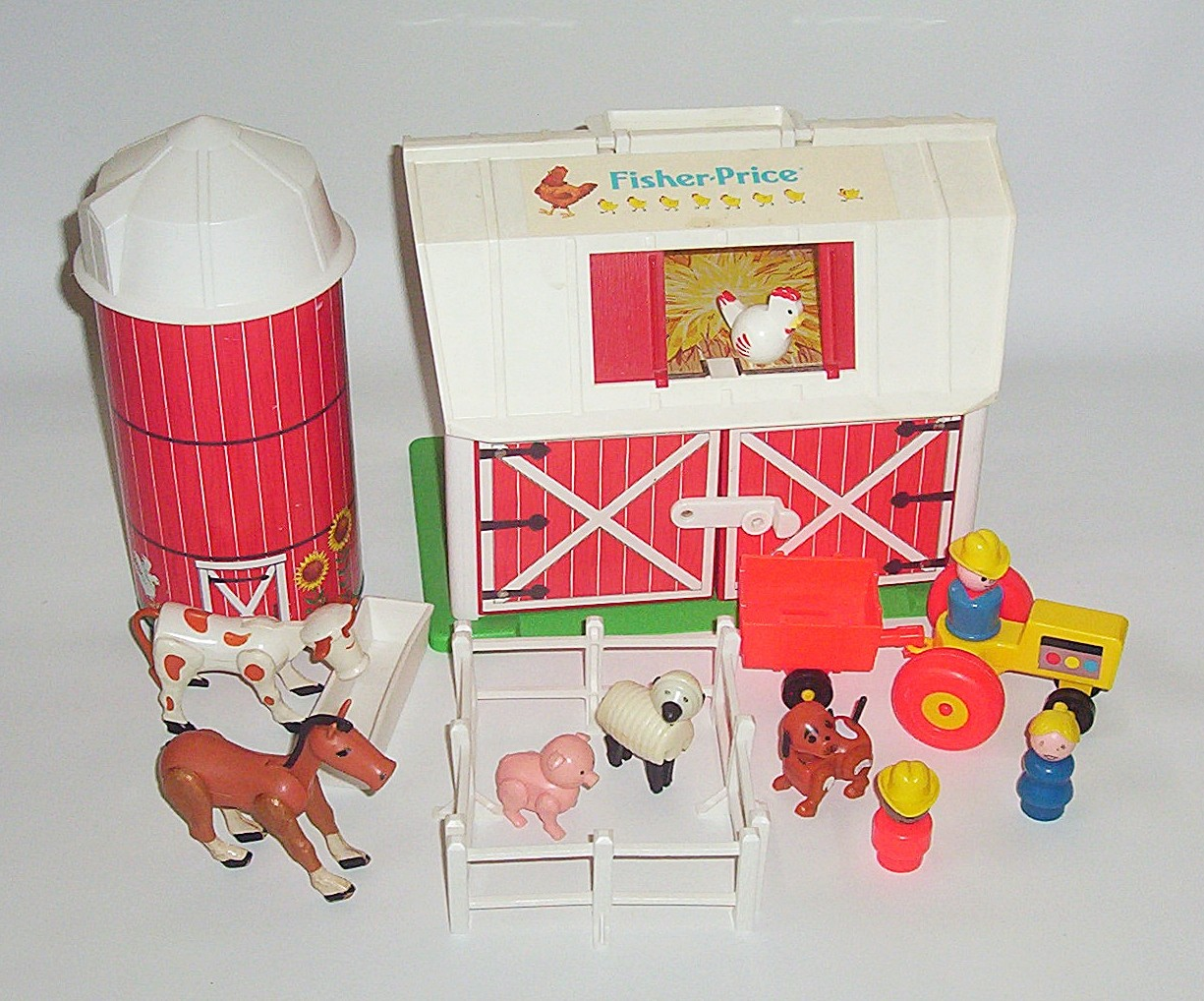 Vintage Toys For Christmas