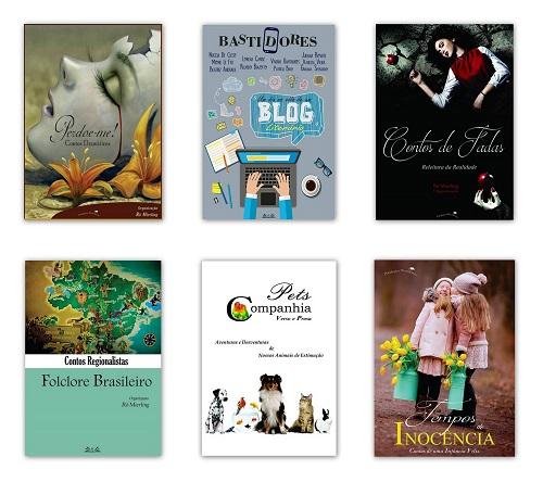 MINHAS PUBLICAÇÕES PELA EDITORA ILLUMINARE