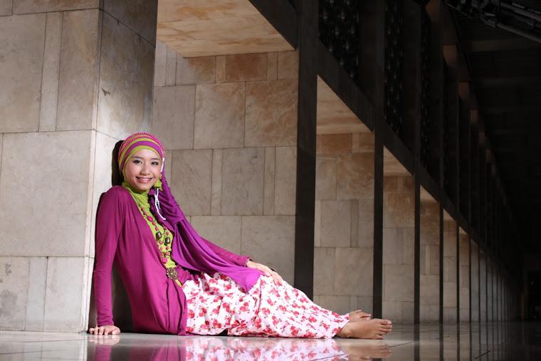 at masjid istiqlal