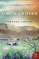 book cover: The Orchardist