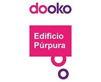 dooko Edificio Púrpura