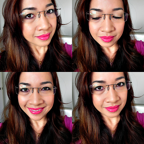 makeup for eyeglasses, how to wear makeup for eyeglasses