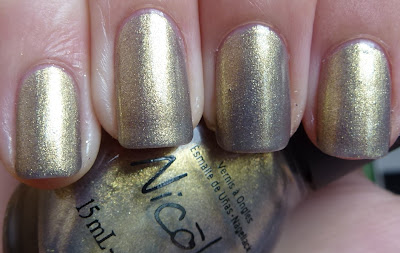 Nicole by OPI - Sea How Far You Go swatch