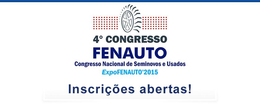CONGRESSO FENAUTO