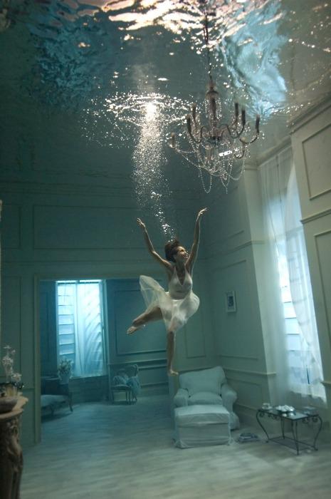 Funny underwater