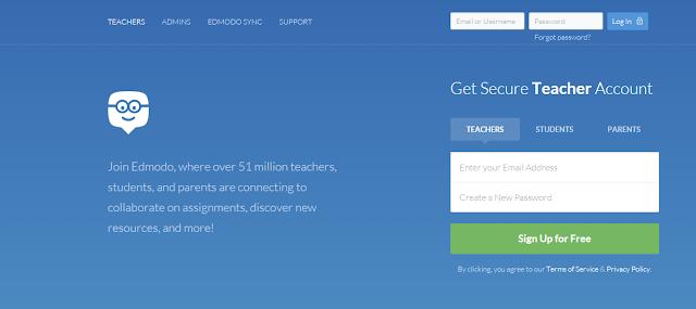 Cara Membuat Grup Kelas di Edmodo.Com Oleh Guru Untuk Siswa Tahun 2015