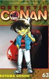 Download Komik Detektif Conan Bahasa Indonesia