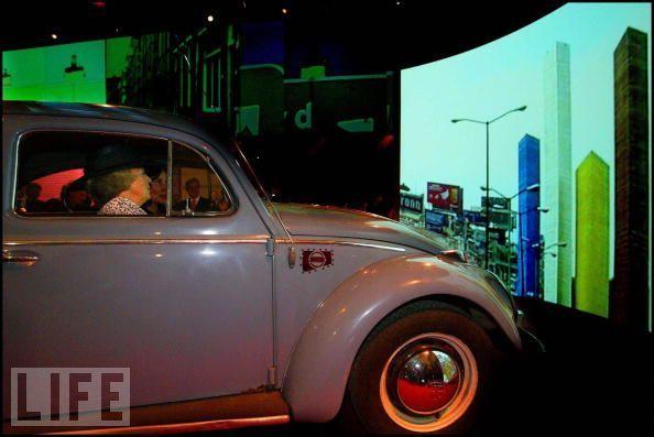 garage car volkswagen beetle history from hitler to hippy. Black Bedroom Furniture Sets. Home Design Ideas