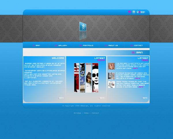 design-web-interface