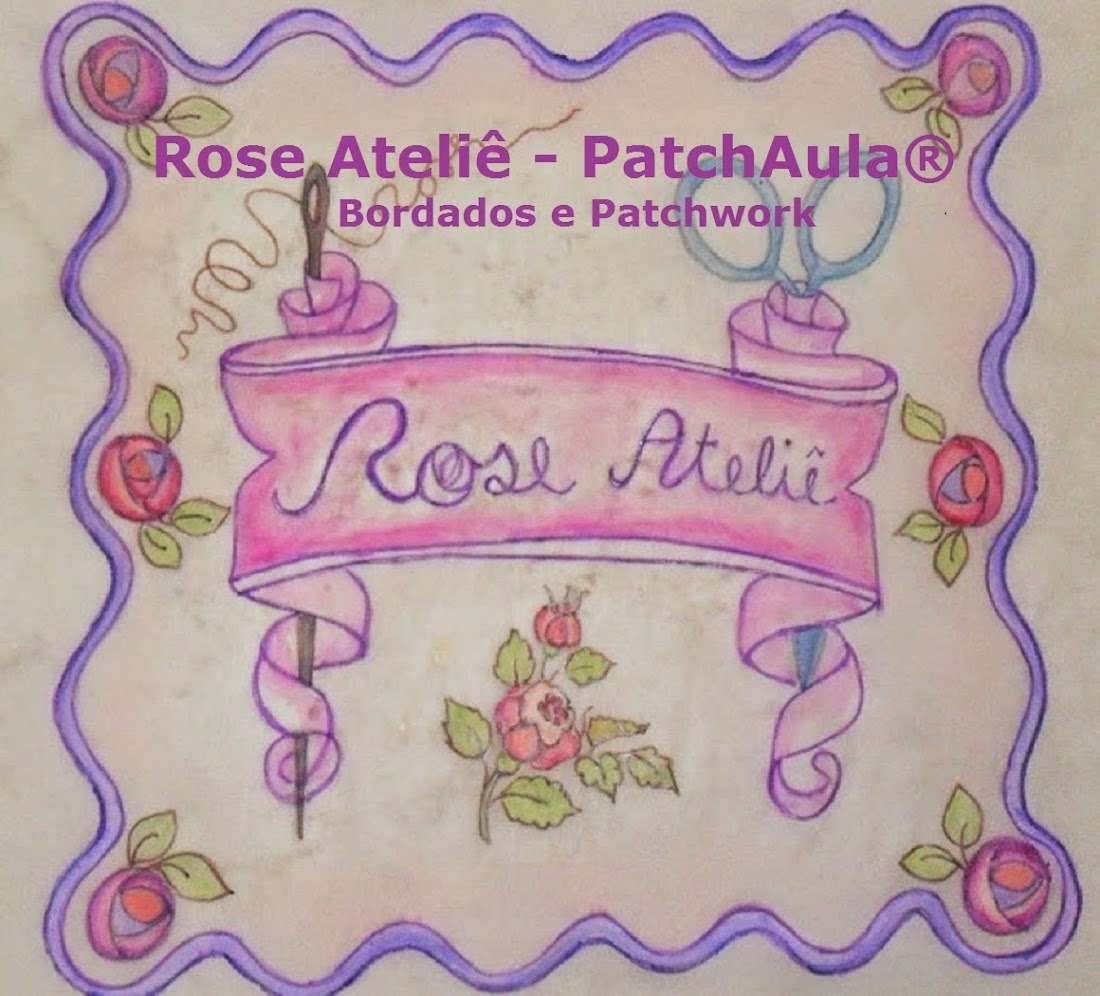 Rose Ateliê - PatchAula®