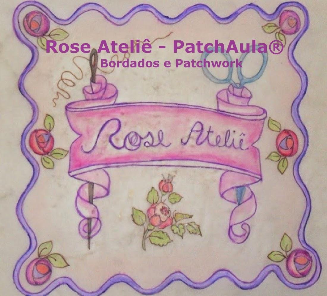 Rose Ateliê - PatchAula®