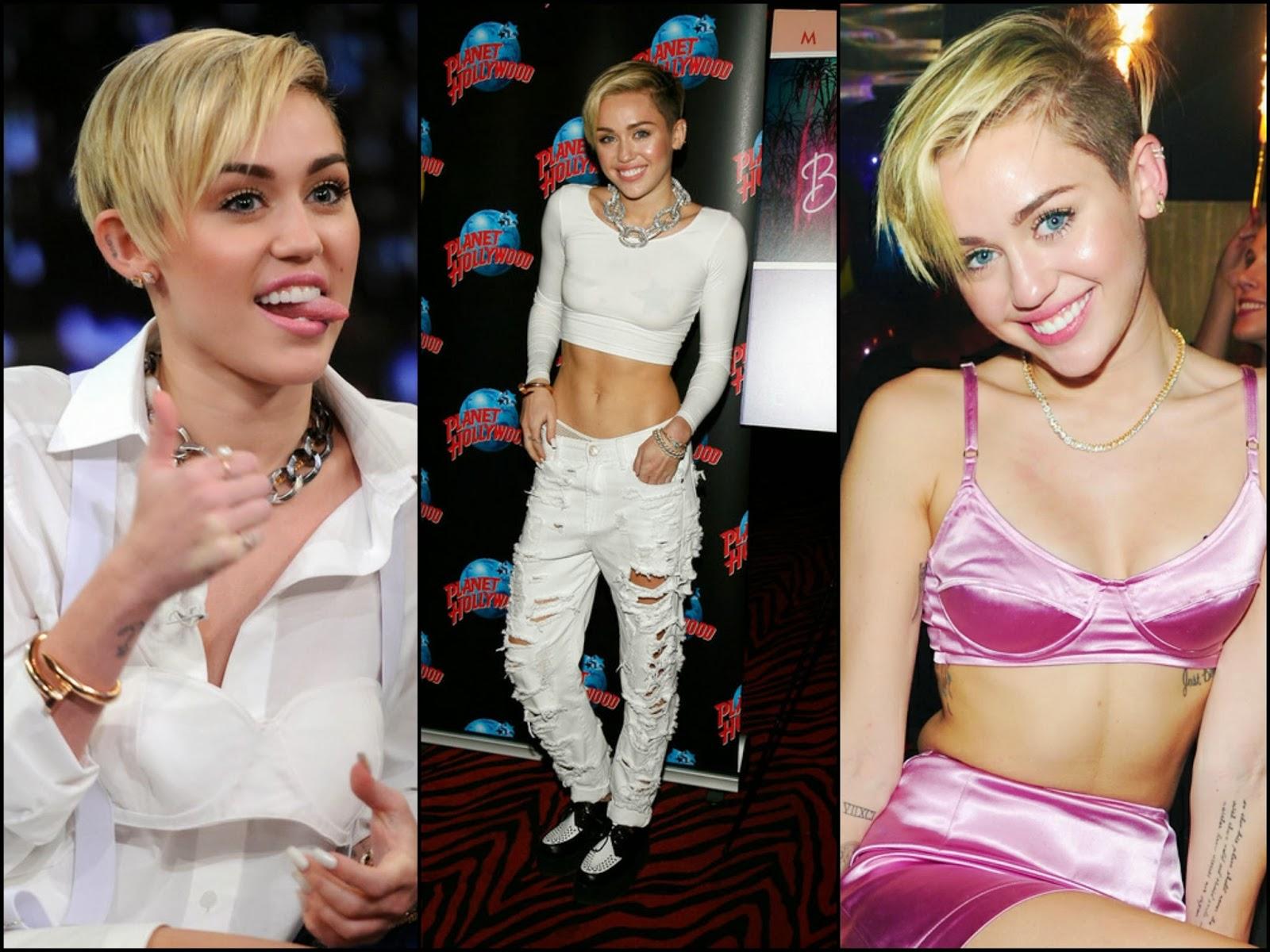 Miley Cyrus Bangerz Collage Miley cyrus faz jornada tripla: galleryhip.com/miley-cyrus-bangerz-collage.html