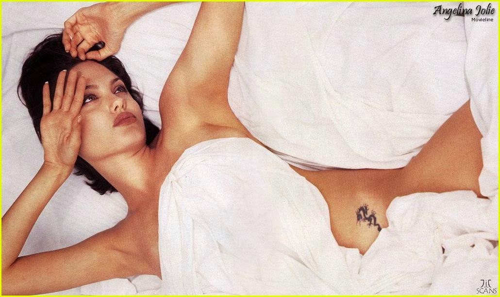 angelina jolie tattoos hand