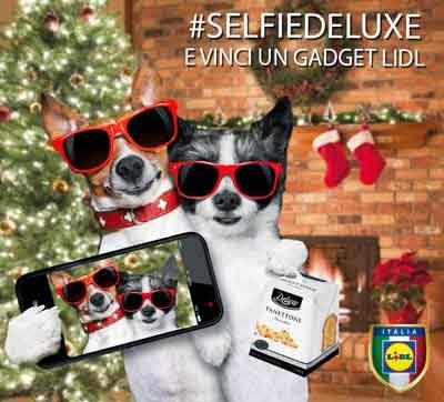selfiedeluxe gadget lidl