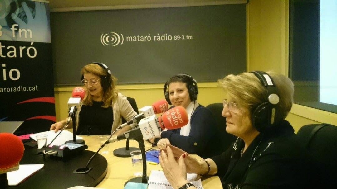 Entrevista en radio Mataró