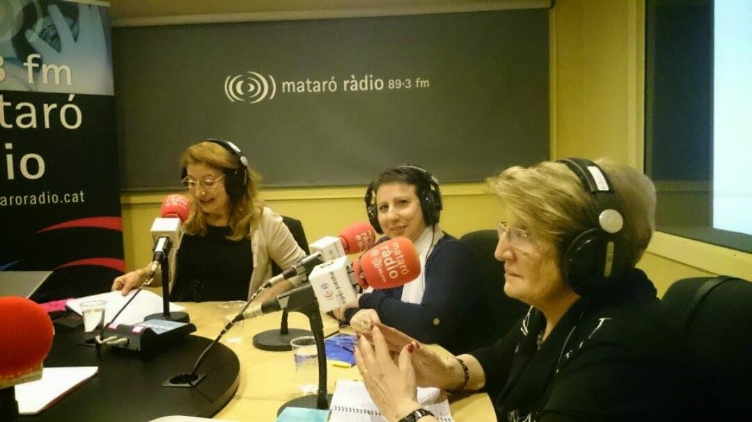 Entrevista en radio Mataró