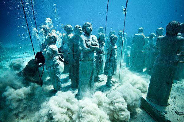Underwater | Sculpture Park