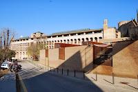 Universitat de Girona. Convent de Sant Domènec.Monuments.