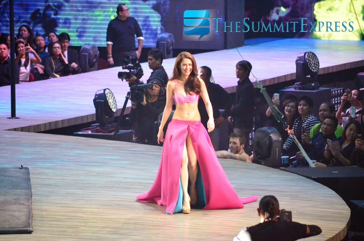 Marian Rivera Bench Naked Truth Finale
