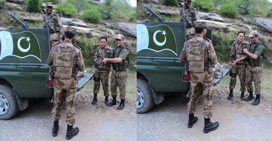 AweSome Picture Of Pak Army SSG Soilders Legend Nations