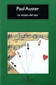 La música del azar Paul Auster