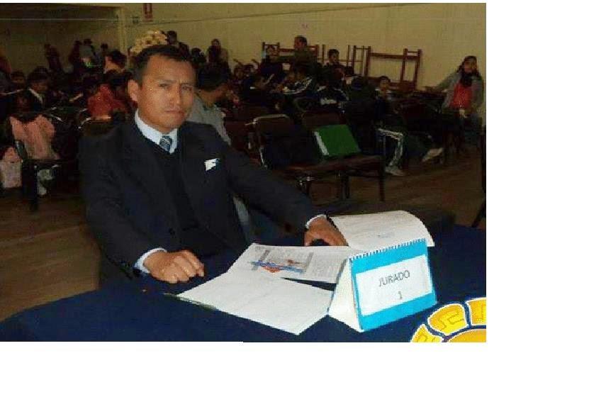 JAVIER BEJARANO PROFESOR DE CULTURA GENERAL