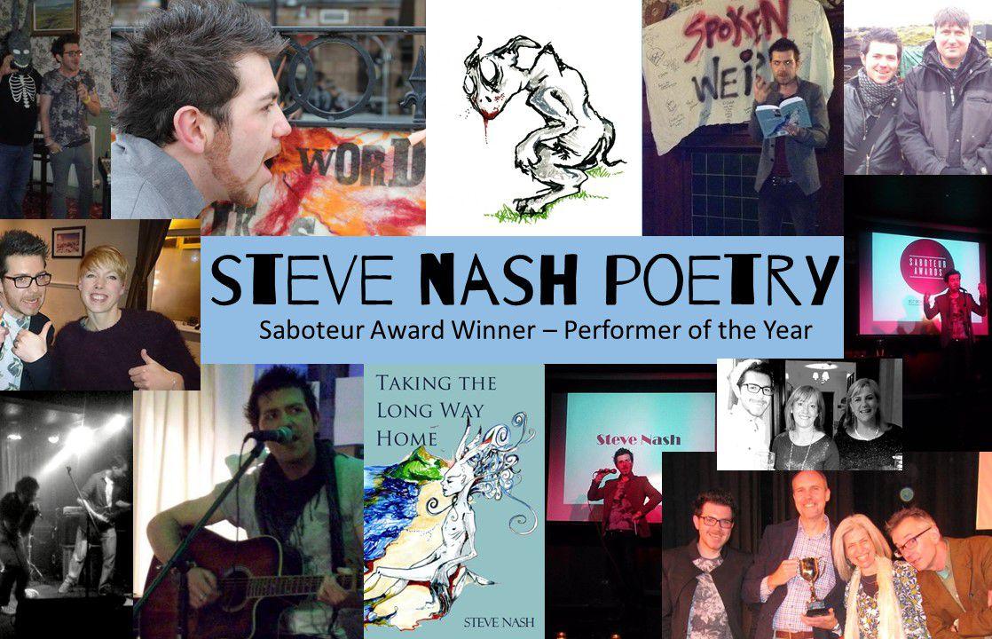 Steve Nash Poetry