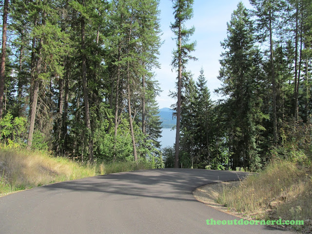 Outlet Campgrounds At Priest Lake, Idaho: Up The Road