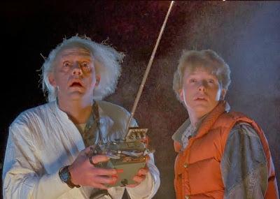 Doc y Marti, regreso al futuro