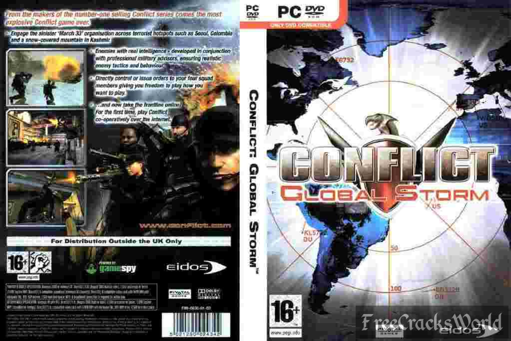 Conflict Global Storm PC Game Free Download