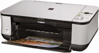 printer canon pixma mp250 in the continuos ink sistem