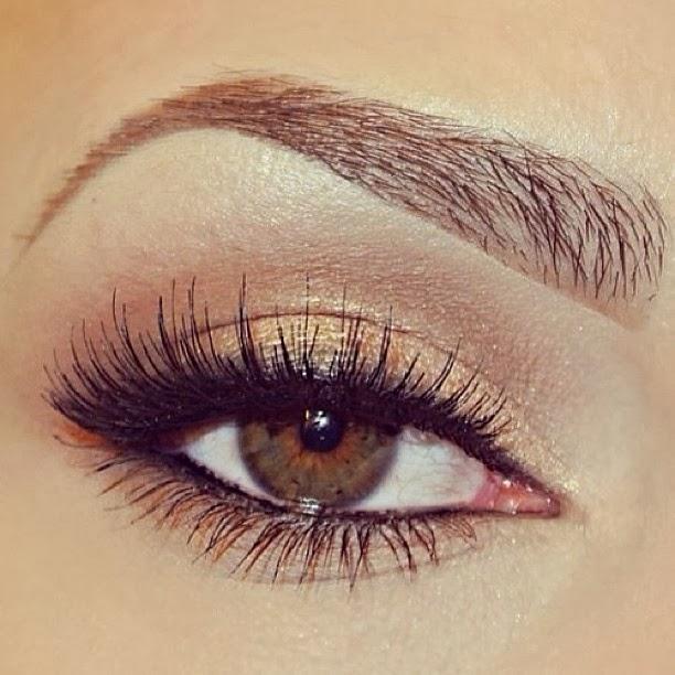 Natural eye make up tips