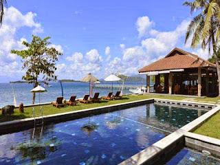 Harga Hotel di Sekotong & Senaru Lombok Mulai Rp 99rb