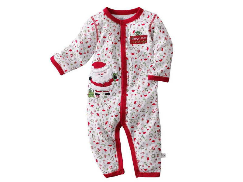 Joe Boxer Kids' Christmas Pajama Shirt & Jogger Pants - Little Elf. Sold by Sears. $ $ Secret Treasures Women's Christmas Holiday Santa Unicorn Dropseat Pajama Union Suit One Piece Sleepwear. Sold by Seven Times Six. $ $ Zxzy Christmas Elk Letter Printing Matching Family Parent-Child Pajamas Suit.