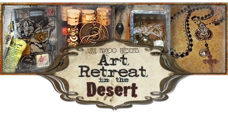 Art Retreat in the Desert