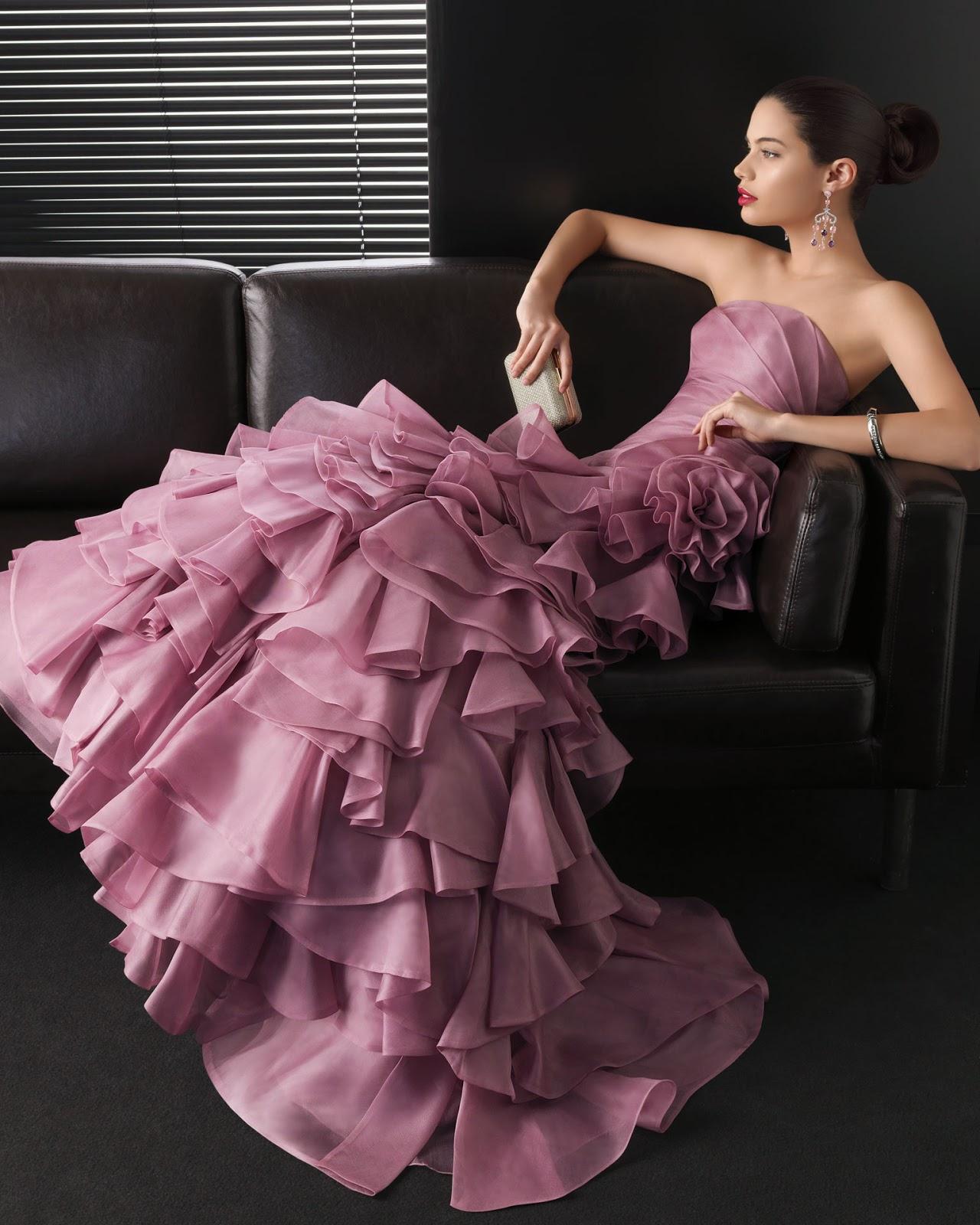 rosa clara 2013 gece elbiseleri