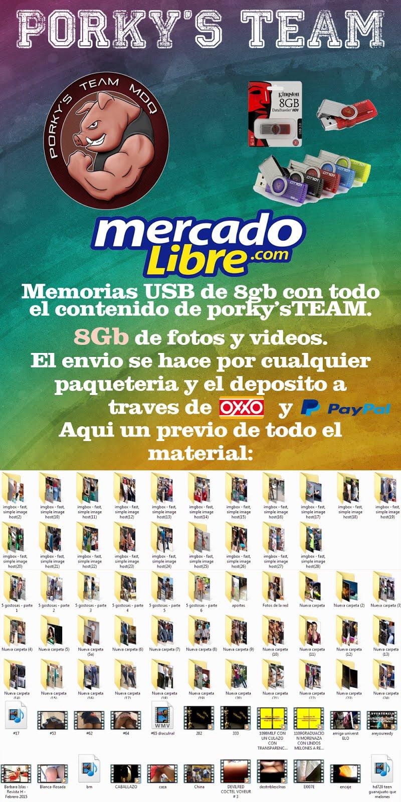 Venta USB Mercado Libre Mx
